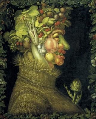 L'été d'Arcimboldo (1573)